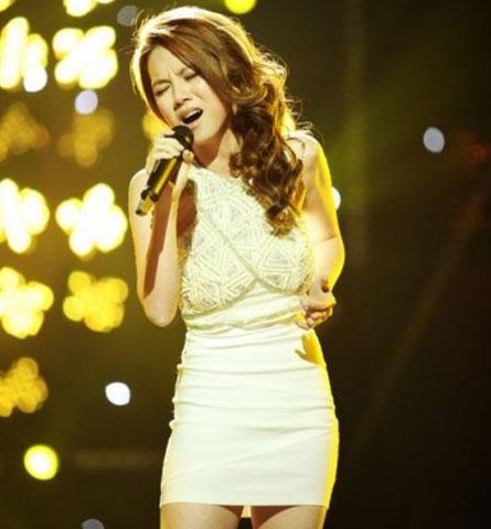 我是歌手第二季邓紫棋:90后香港接班天后