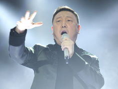 首期韩磊演唱《等待》