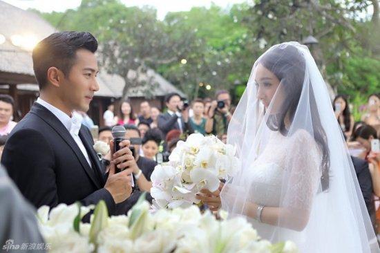 刘恺威杨幂婚礼直播_杨幂结婚:年轻偶像的典范 传递出正能量_金鹰网