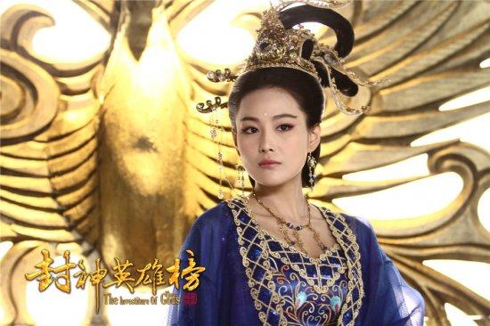 胡仙兒紂王感情成謎      首次將狐貍精具象化的《封神英雄榜》中圖片