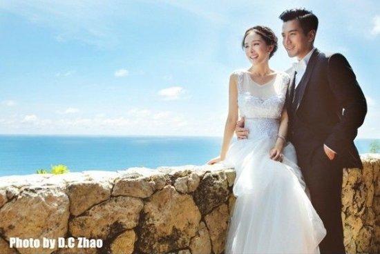 杨幂再被爆与刘恺威海边婚纱照 怒嗔:吊人胃口
