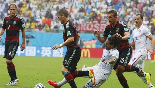 德国1-0美国 双双晋级16强