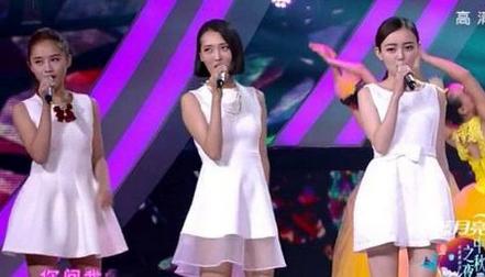 湖南卫视中秋晚会她们三个你更喜欢谁呢?