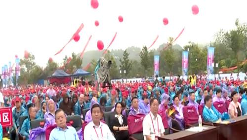 2014中国湖南国际旅游节开幕 14个市州82家景区免费游