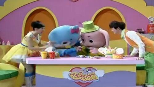 飞行幼乐园20141206期:小朋友们要勤洗手