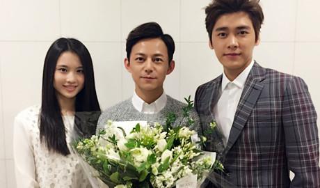 李易峰张慧雯出演《栀子花开2015》