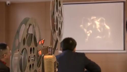 老国货讲故事 50年代国产放映机 有声有画有故事