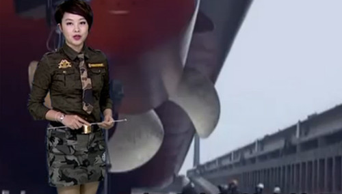军情急报20150217期:美国海军新利器,威慑中国?
