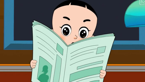 动漫 卡通 漫画 设计 矢量 矢量图 素材 头像 500_284