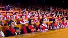 """庆祝""""五一""""国际劳动节特别节目《劳动最美丽》完成录制 孙金龙、许又声等观看演出"""
