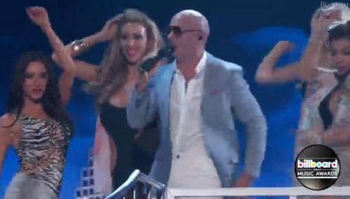 皮普保罗Pitbull&克里斯•布朗《Fun》