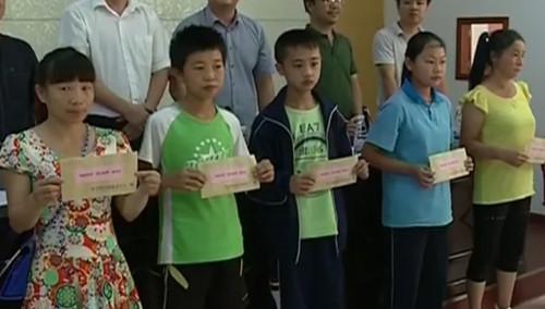 岳阳:精准扶贫 爱心圆梦