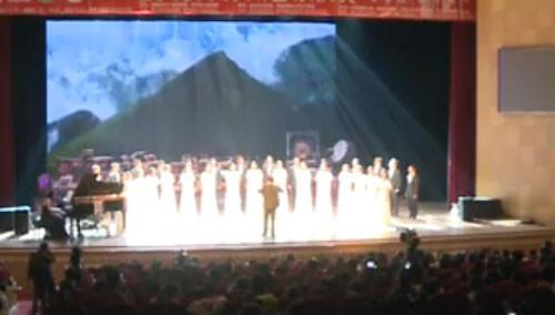 《郑律成国际音乐会》在长沙奏响