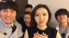 第一季《我是歌手》和音张恋歌携乐队一起等你Liveshow