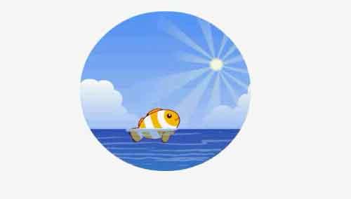 爱画画的鱼宝宝