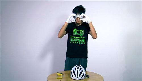 自行车节目:头盔拆解评测